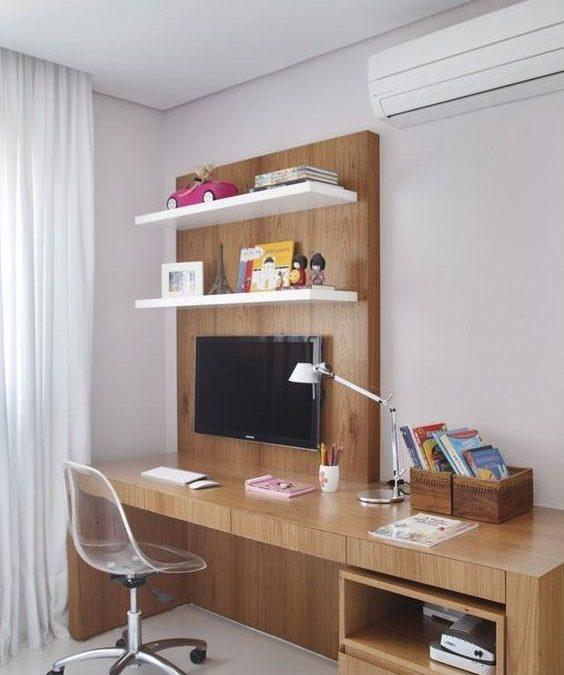 Tu espacio de oficina ¡en casa!