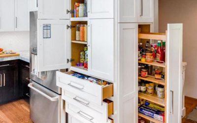 ¡Modernizando la cocina!