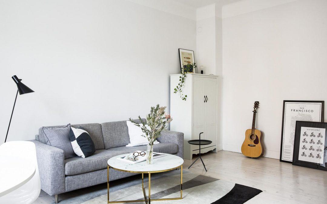 ¿Cómo tener un hogar minimalista?