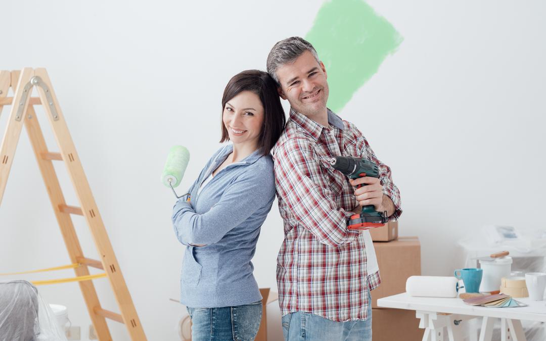 Reparaciones del hogar más comunes